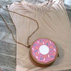 Handbags - Super cute donut purse